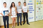 Slovak Student Startup Cup 2016