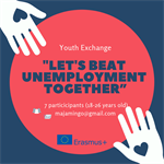 Let's beat unemployment together - GROWUP/MAJAMI Projekt
