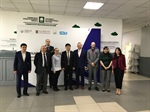 Delegation of the SEMpa in Kazakhstan