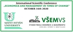 "International Scientific Conference ""Economic and Management in Times of Change"""